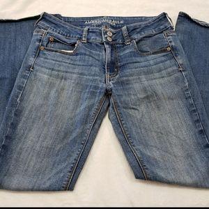 AEO   Artist Jeans Medium Wash